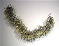 Untitled (Christmas: garland, green), 2004