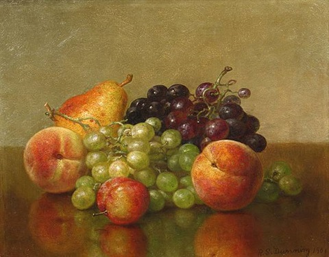 an arrangement of fruit by robert spear dunning