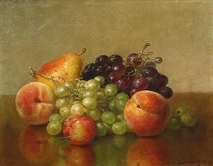 an arrangement of fruit by robert spear dunning