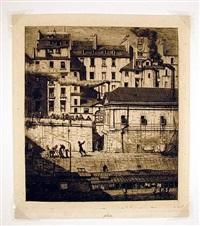 la morgue by charles meryon