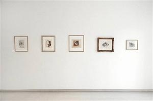 exhibition view by juan gris