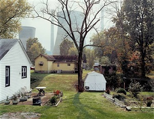 amos power plant, raymond west virginia (from american power) by mitch epstein