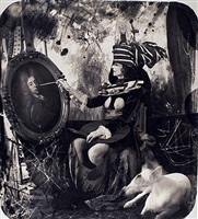comtess de maublanc, paris by joel-peter witkin