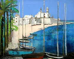 sitges by michel-henry