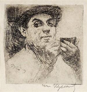 self portrait by william meyerowitz