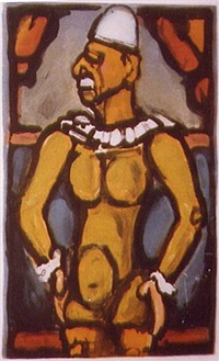 tristes os by georges rouault