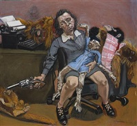 the shakespeare room by paula rego