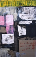 we love our leader by leon golub
