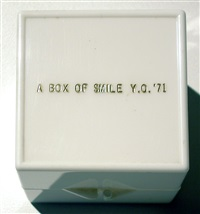 box of smile by yoko ono