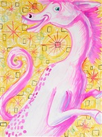 horsey by kenny scharf