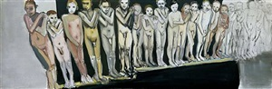 young boys by marlene dumas