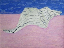 shell by milton avery
