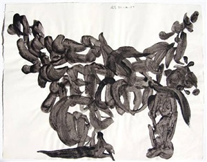 untitled (50-12-57) by david smith