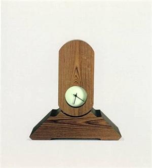 time piece by richard artschwager