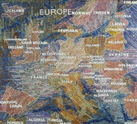 map of europe by paula scher