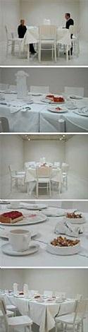 table 1 (1/3) by hans op de beeck