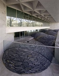 roof by andy goldsworthy