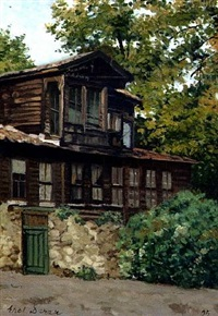 old house by erol deran
