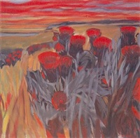cardos rojos by mary bassi