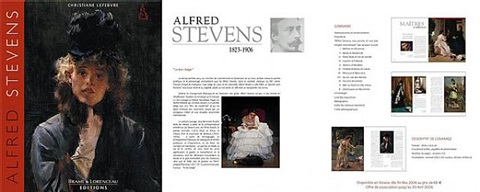 catalogue details by alfred stevens