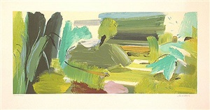 for john constable by ivon hitchens