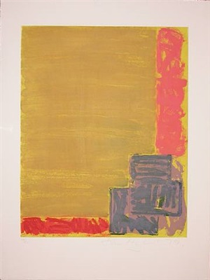 view by john hoyland