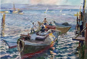 provincetown by john whorf