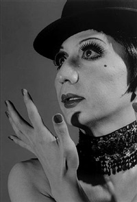 self-portrait after liza minelli 1 by yasumasa morimura