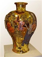 saint claire 37 wanks accross northern spain by grayson perry