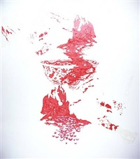 Diagrams and Banners (Blood), 2002