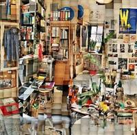 münchen, 13. - 22. märz 2006 (detail) by katharina gaenssler