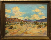 palm springs by james arthur merriam