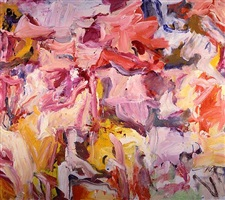 untitled i by willem de kooning