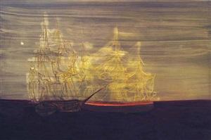 untitled (encontros e despendidas) by whitney bedford