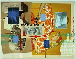 bigger rack by david salle