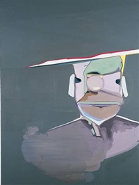 untitled no. 242 by thomas scheibitz