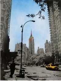 the morning after-empire state by nick walker