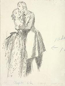 light impressions american works on paper 1875-1925 by everett shinn