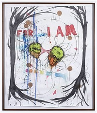 growth in the deep forest (for i am) by thaddeus strode