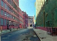 dumbo street by andrew lenaghan