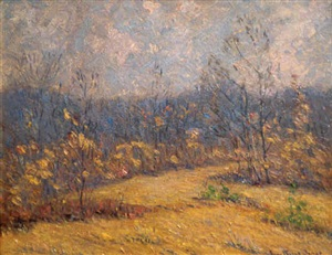 end of autumn by john wells james