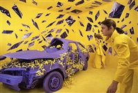 the invisible web by sandy skoglund