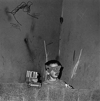 skew mask by roger ballen