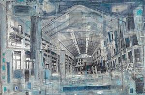 interior work no. 146 by daniela gullotta