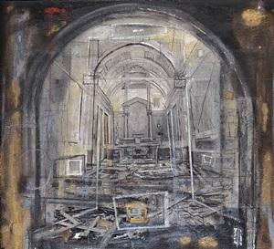 interior work no. 151 by daniela gullotta