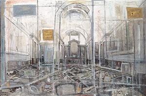 interior work no. 158 by daniela gullotta