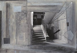 interior work no. 152 by daniela gullotta