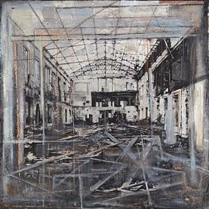 interior work no. 149 by daniela gullotta