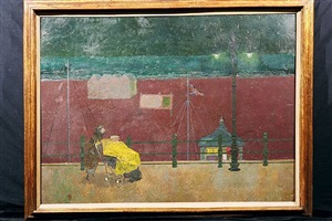 the promenade by james fitton