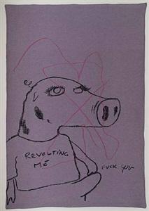 revolting me by bjarne melgaard